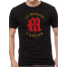 L'Atelier La Mission Logo Shirt - Black