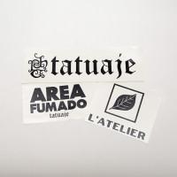 Tatuaje Vinyl Decal Pack