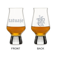 Tatuaje Whiskey Tasting Glass Pair
