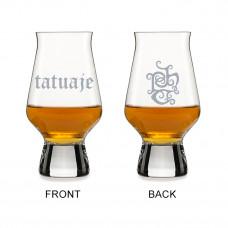 Tatuaje Whiskey Tasting Glass Pair