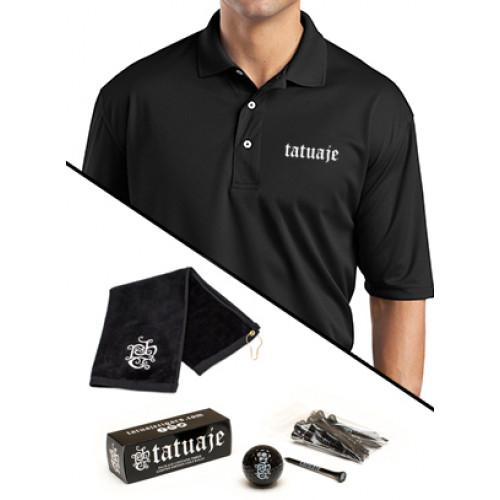 Tatuaje Golf Package - Black