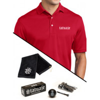 Tatuaje Golf Package - Red