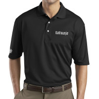 Tatuaje Polo - Black