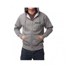 Private Reserve Zip Hoodie - Grey