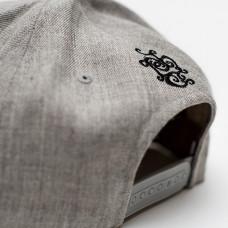Snapback Grey