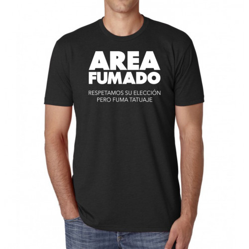 Tatuaje Area Fumado Shirt