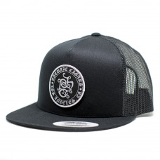 Tatuaje Patch Hat Snapback Black